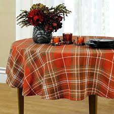70x70 tablecloth red round plaid cabin lodge theme table cloth rugby l diamond home 70 x