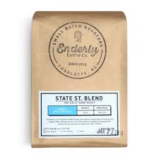 32 the neighborhood of enderly park in charlotte, nc. State Street Blend Enderly Coffee Company Spinn