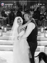 Gwen Stefani's Wedding Dresses: All ...
