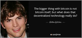 Bitcoin Quote Extraordinary Celebrities Attracted By The World Of Bitcoin And Blockchain Newbium