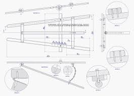 Easel Design Plans Free Easel Patterns Download Complete Plan A Frame Tripod