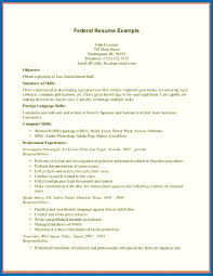 Federal Resume Example Resume Skills Examples 24 Federal Resume Example Resume Template 24