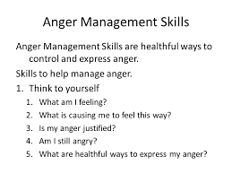 Anger Management Skills Worksheets for all | Download and Share ...