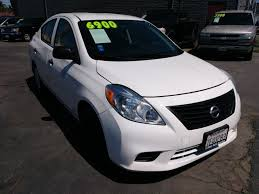 2016 nissan versa 4dr sdn cvt 1 6 s plus available for in garden grove
