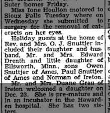 The Alton Democrat from Alton, Iowa on January 6, 1955 · Page 7