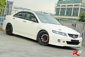 Executive Power (Honda Accord Euro-R CL7)