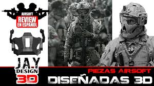 Jay Design Fast Mask Jay Design 3d Fast Mask Airsoft Review En Español Hd 1080p 3d Airsoft