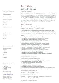 Call Center Resume Examples Trezvost Classy Example Of A Call Center Resume