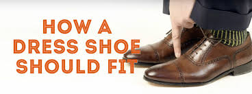Oxford Jacket Size Chart How A Dress Shoe Should Fit Guide To Finding Your Shoe