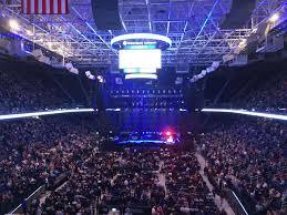 Greensboro Coliseum Detailed Seating Chart Greensboro Coliseum Section 221 Concert Seating