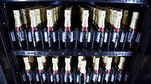 Moet Vending Machine For Sale Unique Rejoice Champagne Vending Machines Are Finally Here