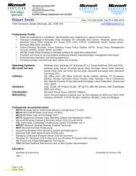 System Administrator Resume Examples 60 Sample System Admin Resume Free Sample Resume 8
