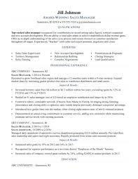 Plain Text Resume Template Resume Sample Plain Text Resume For A Sales Manager Template