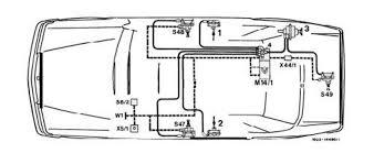 mercedes w central locking wiring diagram mercedes 87 300d central locks dont work mbworld org forums