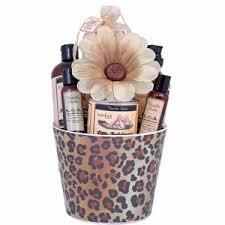 spa gift baskets calgary