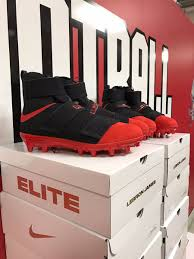 lebron football cleats for sale. michigan vs. ohio state is going to be jordan lebron (as far as cleats go) lebron football for sale