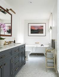unlacquered brass fixtures bathroom trends 2017 e63