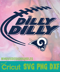 These are released under creative. Los Angeles Rams Nfl Dilly Dilly Svg Png Dxf Movie Design Bundles
