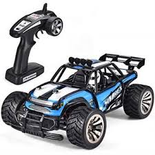 SIMREX A130 RC Cars High Speed 20MPH Scale RTR Remote Control Brushed Monster Truck Off Road Car Big Foot 2WD Electric Power