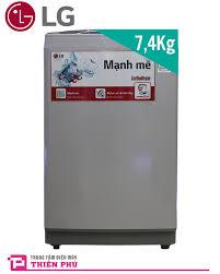 Tổng đại lý phân phối Máy Giặt LG WF-C7417C 7.4Kg giá rẻ nhất