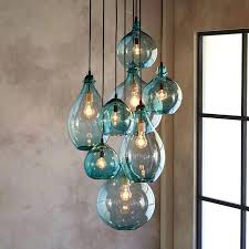 hand blown glass pendant lights new zealand salon for plans 15