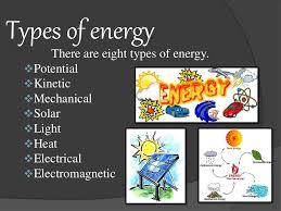 Light Energy To Mechanical Energy Energy