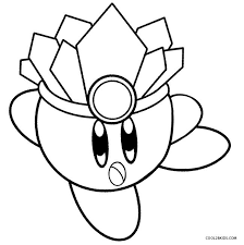 Small Picture Baby Kirby Coloring Pages Coloring Pages