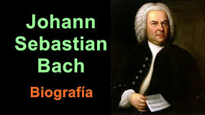 Biografía De Johann Sebastian Bach En Español Audio Biografias Fotos De Johann Sebastian Bach
