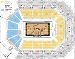 Kentucky Basketball Seating Chart Nku Basketball At Bb T Arena