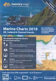 Marine Charts 2018 Uk Ireland And Channel Islands Todd