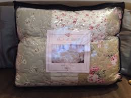 brand new wellesley manor home collection king size quilted bedspread throw