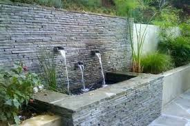 how outdoor wall waterfall fountains clearance to build a glass indoor water fountain make