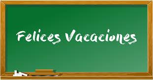 Image result for felices vacaciones escolares