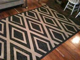 diy rug painting