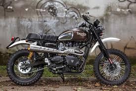 top 5 triumph scrambler customs bike exif