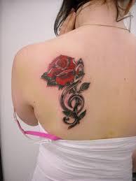 57 Stylish Music Tattoos For Back