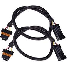 amazon com 24'' lt1 oxygen o2 sensor ls1 ls6 lt4 header extension Harness Wiring Bulkheed at Wiring Harness Ls1 24