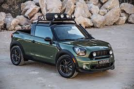 Mini Cooper's new tiny truck is awesome - Houston Chronicle
