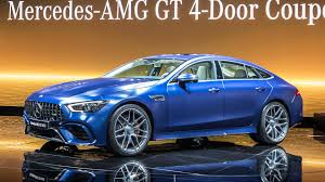 Sorry, it's not a coupe if it has four doors, it's a sedan. 2019 Mercedes Amg Gt 4 Door Coupe Starts At 136 500