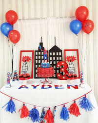 21 Spiderman Birthday Party Ideas The Group Board On Pinterest