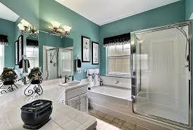Stylish Bathroom Updates  Blue Gray Bathrooms Grey Bathrooms And Master Bathroom Colors
