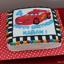 Kids Birthday Cake From Cake Wellington