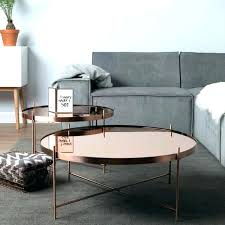 round copper top coffee table round copper side table hammered copper side table coffee table round