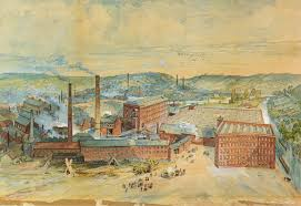 made in kidderminster the history of the carpet industry