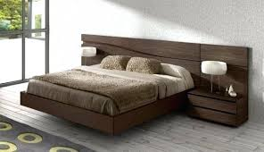 Platform bed with floating nightstands Diy Platform Bed With Nightstands Architecture And Interior Magnificent The Incredible Low Nightstand For Platform Bed Popular Propertymarketsinfo Platform Bed With Nightstands Propertymarketsinfo