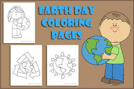 Click the earth and moon coloring pages to view printable version or color it online (compatible with ipad and android tablets). Earth Day Coloring Pages Free Printable