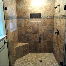 tile shower seat corner shower seat tile walk in showers installing tile shower seat design