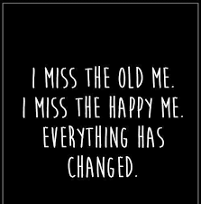 Old Quotes Gorgeous Remember Your Past With These I Miss The Old Me Quotes EnkiQuotes