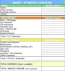 Free Cash Flows Example Free Cash Flow Statement Template Download Sheets In Word