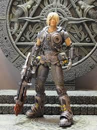 Neca Gears of War 3 Anya Stroud ...